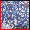 Beautiful Flower Print Denim Tissu pour enfants Robe