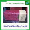 Изготовленный на заказ коробка подарка бумаги печатание упаковывая