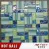 Artesanato de azulejo de mosaico de mosaico de vidro fresco e marinho