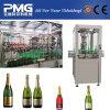 Vollautomatische Champagne-und Wein-Flasche, die Maschine bekorkt