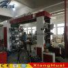 Machine d'impression de Felxo de couleurs de l'usine 6 de la Chine pour le module