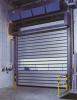 堅い金属、急速なドア、転送のドアと高速