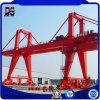 Grue de portique employée couramment de double faisceau de 50 tonnes utilisée dans l'usine
