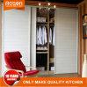 Design blanc armoire coulissante pour petit espace