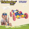 Colorido Cool Racing Car Model juguetes del bloque de Educación