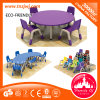 Пластичное Kids Chair School Table и Chair Furniture Set