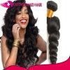 Afrouxar extensão brasileira não processada do cabelo humano do Virgin da onda