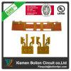 Doble - tarjeta de circuitos impresos flexible lateral