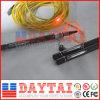 Indicatore di posizione visivo ottico ottico dell'errore della fibra del rivelatore del laser della fibra di sorgente della luce rossa