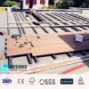 Установите противоскользящие DIY WPC открытый плавательный бассейн пол взаимосвязанных декорированных плитки
