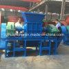 Machine de déchiquetage en plastique de défibreur d'arbre efficace élevé de double