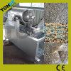 Macchina di soffio del frumento di corrente d'aria del riscaldamento di GPL per produrre lo spuntino