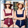 Einteiliger Form-Bikini-Badebekleidungs-Badeanzug für Mädchen