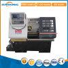 Ck6432 Petit lit plat de haute précision horizontale Tour CNC de métal