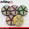 3 Ceramic Bond Transitional Floor Polishing Pads