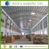 Entrepôt préfabriqué isolé d'usine d'atelier de grande envergure en Europe