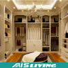 Guardarropa de madera de los muebles del dormitorio del armario (AIS-W005)