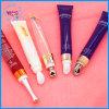 De kleurrijke Lege Privé Kosmetische Buis van de Room van het Oog van het Etiket
