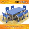 Plastic Chair de Kid de jardin d'enfants et Table (IFP-013)