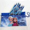 Sacchetto Frozen della matita del poliestere 600d