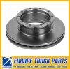 Disque de 9424230012 freins pour des pièces de camion de pièces d'auto de benz