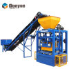 煉瓦作成機械、具体的な煉瓦機械、ブロック型機械