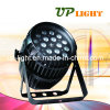 LED impermeable 18PCS 10W RGBW la luz del zumbido Etapa PAR