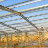 Estructura de acero diseñado previamente para el almacenamiento
