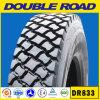 Neumático radial 11 del carro de los fabricantes del neumático de la tapa 10 22.5 11 24.5 11r22.5 295/75r22.5 para la alta calidad