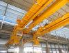 전문가에 의하여 주문을 받아서 만들어지는 유럽식 전기 호이스트 두 배 광속 브리지 기중기