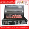Caixa superior ajustada do cabo de Orton HD XC-403P