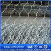alambre hexagonal galvanizado sumergido caliente 5X5 con precio de fábrica