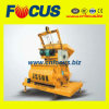 500L Js500 Small Hydraulic Concrete Mixer con Horizontal Shaft