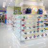 Металл Display Stand для магазинов Promotion Shoes