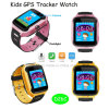 Heißer beweglicher Kinder/Kind GPS-Verfolger-Uhr-Telefon mit Pedometer D26c