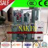 Petróleo seguro da operação fácil que recicl a máquina do tratamento, filtro de petróleo da turbina