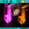 専門の新しいデザイン屋外かみそりP7 7LEDs 25Wの高い発電RGBWA 5in1防水LEDの同価はつくことができる