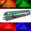 12*18W RGBWA+ UV 6 in 1 Battery&Wireless DMX Wall Washer