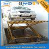 Levage de parking de ciseaux avec du CE
