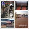 Ligne de production de matériel de Decking de WPC/ligne de matériel pour faire l'étage en plastique en bois