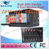 Free SMS Software를 가진 8 운반 USB GSM Pool/Multi SIM Card Modem