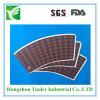 Cortar el fabricante revestido de los ventiladores de la taza de papel del PE de la impresión