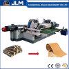 Machine d'écaillement en bois rotatoire de commande numérique par ordinateur de tour de placage de contre-plaqué