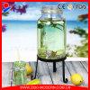 Мейсон Jar сок напиток Рюкзак-водоочиститель сока со стеклянным кувшином