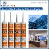 좋은 품질 Acetoxy 실리콘 실란트 (Kastar731)