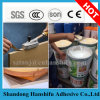 PVC de alta calidad en los bordes de las bandas de pegamento para madera para muebles