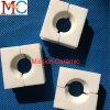Isolanti di ceramica del riscaldatore di fascia della steatite bianca