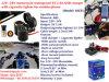 Wasserdichter Zigaretten-Feuerzeug-Energie 5V des Motorrad-12V/24V USB für Handy GPS