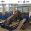 Fabrication de structures en acier Pièces de machines marines