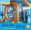Конкретный закрученный сварочный аппарат клетки стального провода кучи от Шанхай